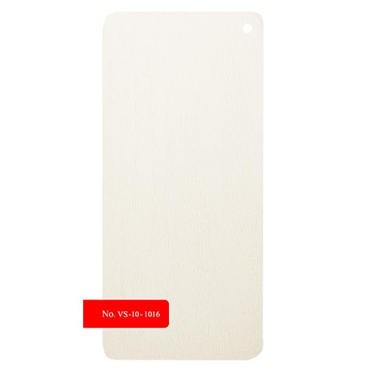 روکش هایگلاس وارناسا PVC رنگ سفید