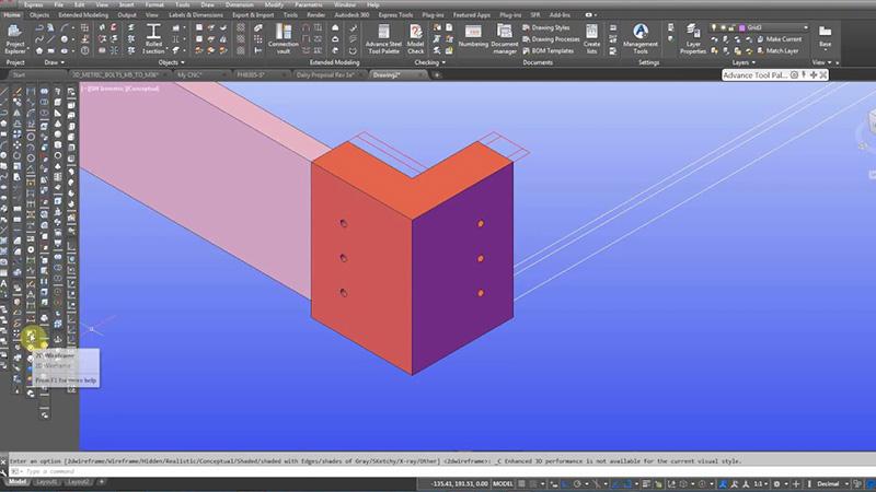 آشنایی با نرم افزارهای CAD جهت کار با دستگاه تراش CNC