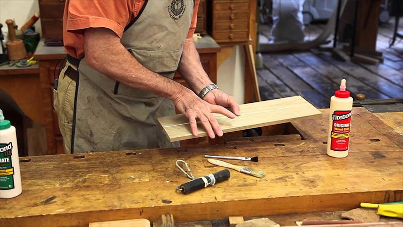 کاربرد چسب در صنعت چوب