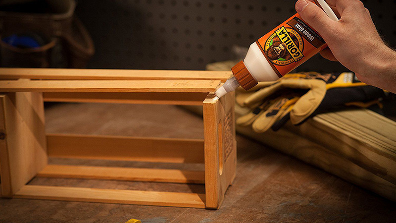 انواع چسب در صنعت چوب (چسب وکیوم، چسب گرانول، لمینت و...)