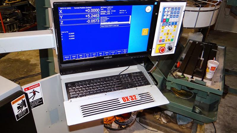 کنترلر سی ان سی PC Based