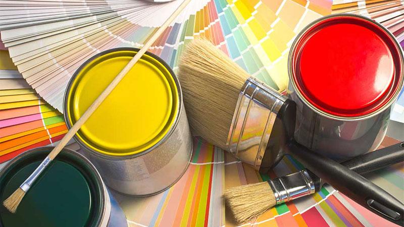 رنگ مخصوص ام دی اف چیست و رنگ کردن ام دی اف چگونه است؟